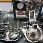 TR6 1971 Motorteile 2
