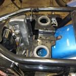 TR6 1971 Rahmen 5